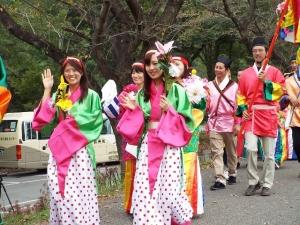 にじのパレード2014秋2