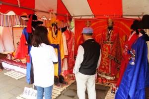 韓国古代衣装