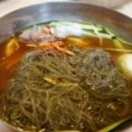 高麗浪漫学会通信8(オジャン洞(ドン)冷麺)