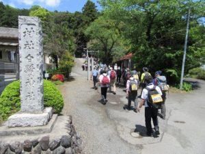 寺竹白鬚神社