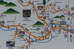 haraitiba map